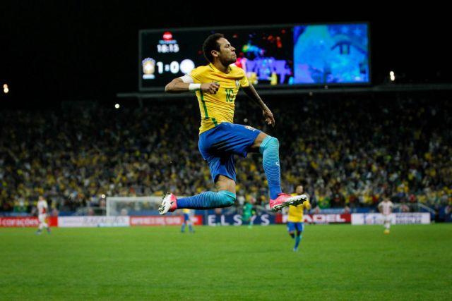 Η Βραζιλία με ρεκόρ πάει Ρωσία, κινδυνεύει η Αργεντινή | tovima.gr