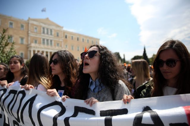 Στάση εργασίας των δασκάλων ην Τρίτη, 4 Απριλίου   tovima.gr