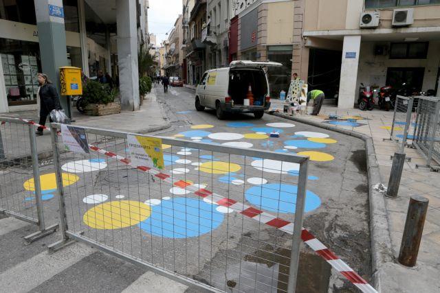 Πεζόδρομοι από το Σάββατο στο εμπορικό τρίγωνο της Αθήνας | tovima.gr