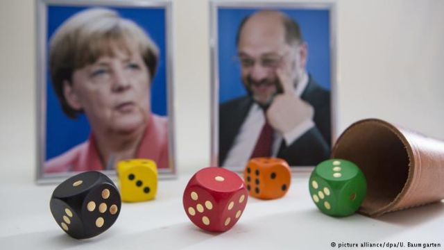 Deutsche Welle: Στον πυρετό του γερμανικού προεκλογικού αγώνα   tovima.gr