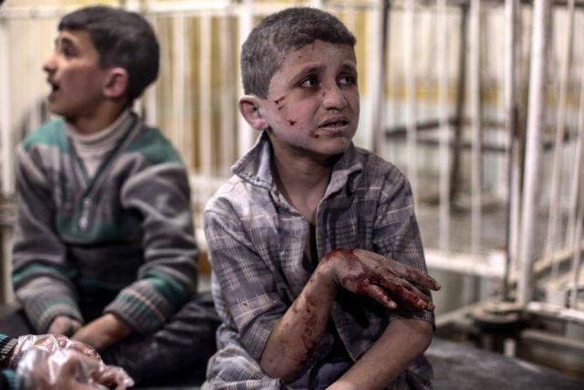 Πυρά ΗΠΑ κατά Ρωσίας για τη φερόμενη επίθεση με χημικά στη Ντούμα   tovima.gr