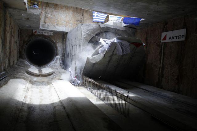 Μετρό Θεσσαλονίκης: Ξεκινά η κατασκευή του σταθμού Βενιζέλου   tovima.gr