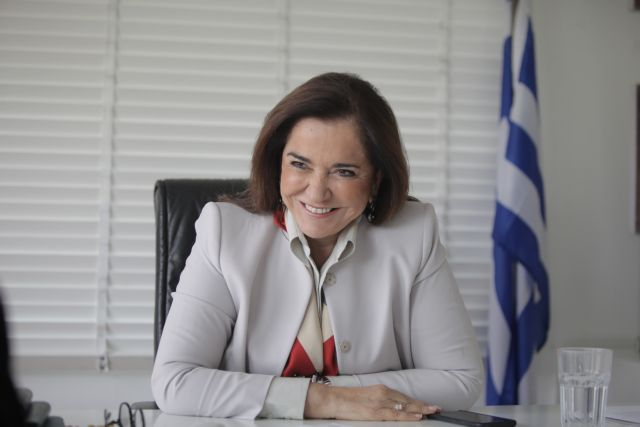 Μπακογιάνη: Στην κυβέρνηση δεν υπάρχει δεσμός αλλά εκβιασμός Καμμένου – το πουλόβερ αρχίζει να ξηλώνεται   tovima.gr