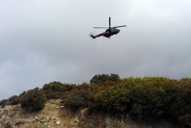 ΓΕΕΘΑ : Εναέριες περιπολίες εν μέσω υψηλού κινδύνου πυρκαγιάς | tovima.gr