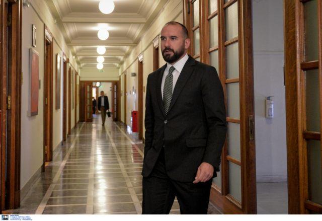 Τζανακόπουλος: Δώρο στην κυβέρνηση η ομιλία Μητσοτάκη | tovima.gr