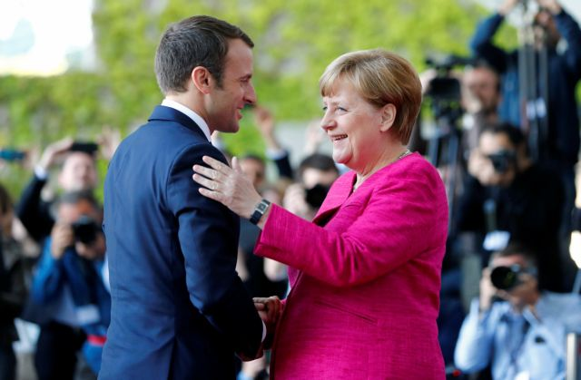 Ωθηση με «αγκάθια» στον γαλλο-γερμανικό άξονα | tovima.gr