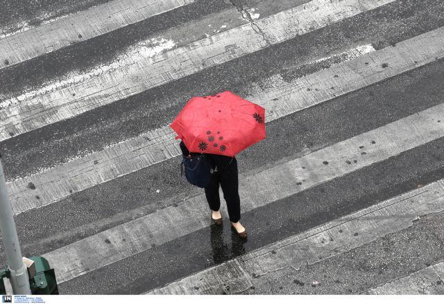 Ο καιρός σήμερα : Βροχές και καταιγίδες – Αναλυτική πρόγνωση | tovima.gr