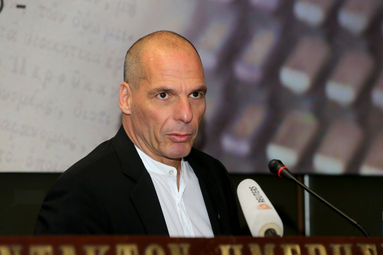 Υποψήφιος για τις ευρωεκλογές του 2019 ο Γιάνης Βαρουφάκης | tovima.gr