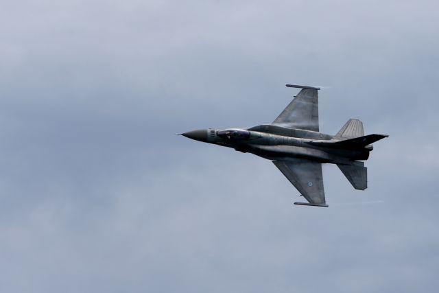 Το συγκλονιστικό μήνυμα του πιλότου του F-16 [Βίντεο] | tovima.gr
