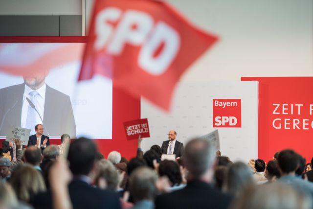 Γερμανία: Σε ανοδική πορεία το SPD | tovima.gr
