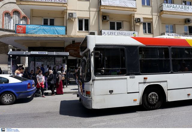 Ι.Χ μπλόκαρε λεωφορείο για 10 ώρες στη Θεσσαλονίκη | tovima.gr