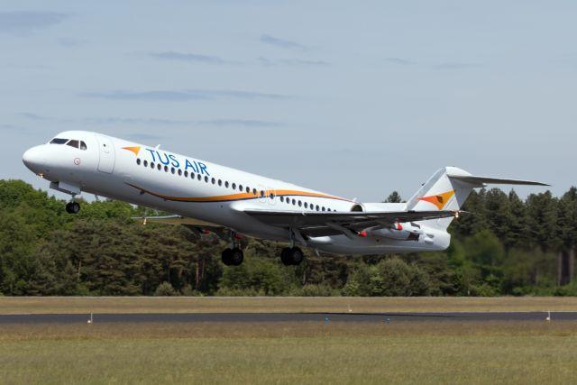 TUS Airways: Eμπιστοσύνη στις προοπτικές της ελληνικής αγοράς | tovima.gr
