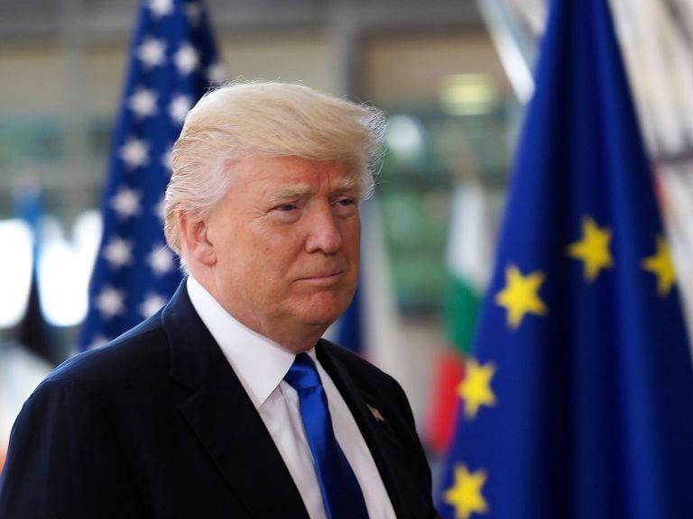 O Τραμπ απειλεί ότι θα αποκλείσει τον Καναδά από τη νέα NAFTA | tovima.gr