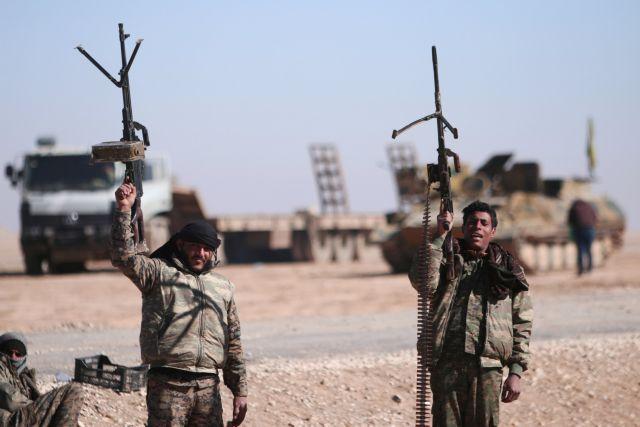 Συρία: Μάχη για την ανακατάληψη της «πρωτεύουσας» του ΙΚ | tovima.gr