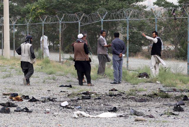 Τρεις φονικές εκρήξεις σε κηδεία στο Αφγανιστάν   tovima.gr