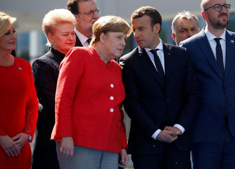 Γάλλοι και Γερμανοί δεν βλέπουν αλλαγή στην πορεία του Brexit   tovima.gr