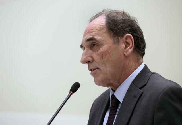 Σταθάκης: Πρόκληση ο ενεργειακός σχεδιασμός της χώρας μέχρι το 2030   tovima.gr