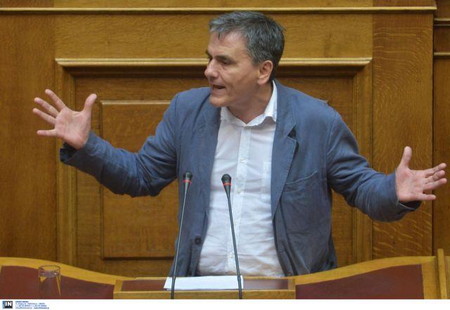 «Ζώνη ασφαλείας» για το χρέος   tovima.gr