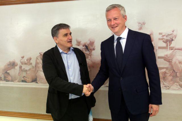 Γάλλος ΥΠΟΙΚ καλεί ΕΕ να αλλάξει προσέγγιση στα θέματα ανταγωνισμού   tovima.gr