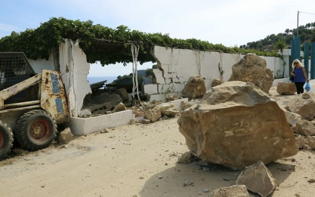 Εκτακτη ενίσχυση 43 εκ. ευρώ στη σεισμόπληκτη Λέσβο | tovima.gr