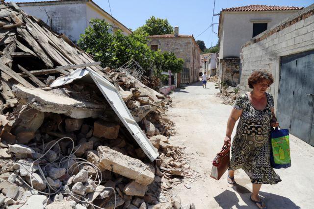 Η «Αποστολή» δίπλα στους σεισμόπληκτους της Λέσβου | tovima.gr