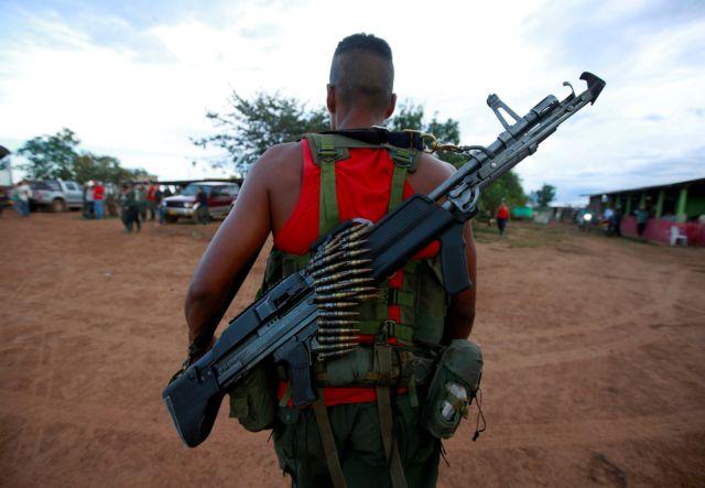 Κολομβία: Νεκροί οκτώ αποστάτες αντάρτες της FARC | tovima.gr