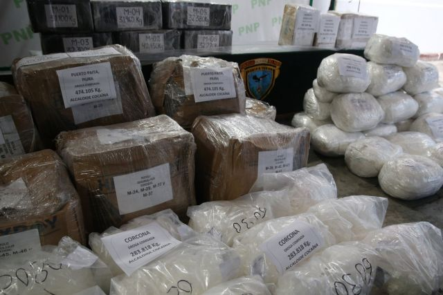 HΠΑ: Κατασχέθηκαν ισχυρά ναρκωτικά ικανά να σκοτώσουν 26 εκ. ανθρώπους | tovima.gr