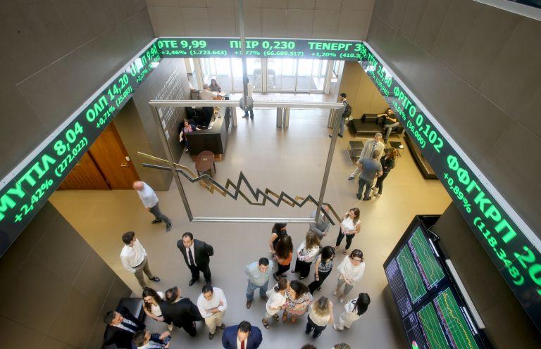 Πτώση 2,43% στο Χρηματιστήριο Αθηνών την Πέμπτη | tovima.gr