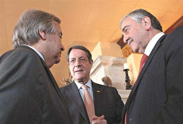Η νέα πενταμερής για το Κυπριακό και στο βάθος η διαφθορά | tovima.gr