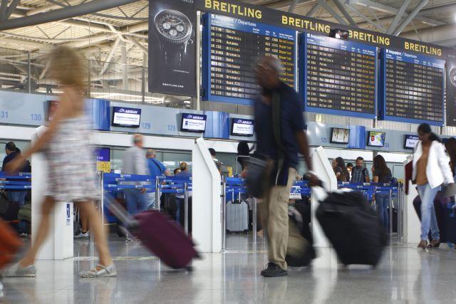 Με αύξηση 9,4% «πετούν» τα ελληνικά αεροδρόμια | tovima.gr