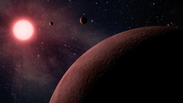 NASA: Ακόμα δέκα πλανήτες υποψήφιοι για μετακόμιση | tovima.gr