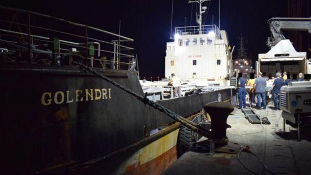 Προφυλακιστέο το πλήρωμα του πλοίου που μετέφερε λαθραία τσιγάρα | tovima.gr