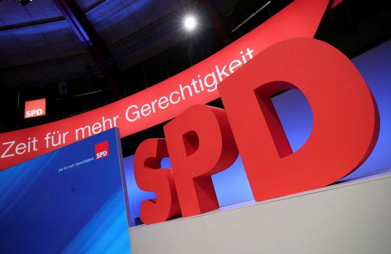 Συνέδριο SPD με τον υποψήφιο καγκελάριο Σουλτς να ψάχνει την ανάκαμψη | tovima.gr