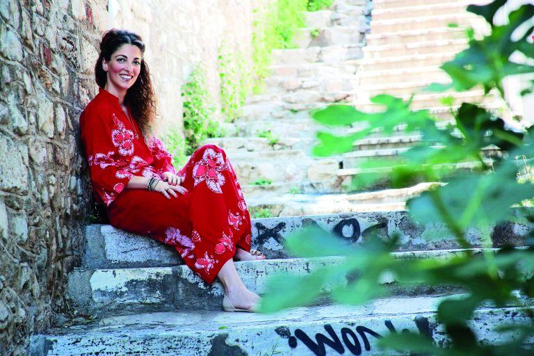 11 ερωτήσεις στην Τζούλια Γκανάσου | tovima.gr
