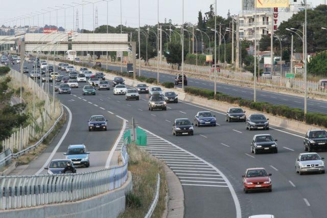 Κυκλοφοριακές ρυθμίσεις στο ύψος της Μεταμόρφωσης   tovima.gr