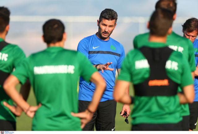 «Εμείς την δουλειά μας» είπε ο Ουζουνίδης στους παίκτες | tovima.gr