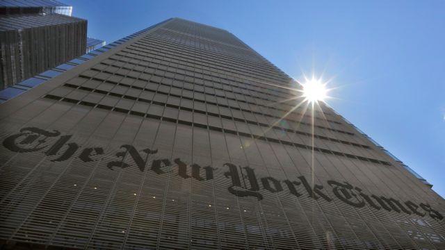Οι «New York Times» σχεδιάζουν εβδομαδιαία τηλεοπτική εκπομπή | tovima.gr