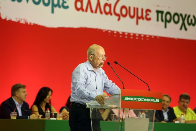 Σημίτης: «Μεταρρύθμιση σημαίνει μάχη»   tovima.gr