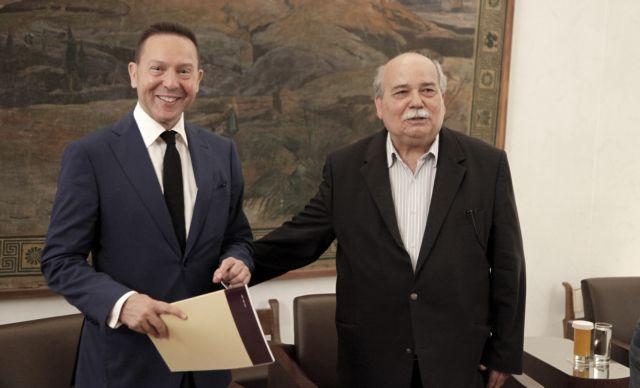 Ο Βούτσης, ο Στουρνάρας και η συναίνεση | tovima.gr