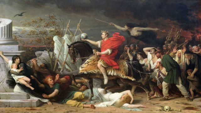 Ο εμφύλιος πόλεμος ως ιδέα και ως ιστορία | tovima.gr