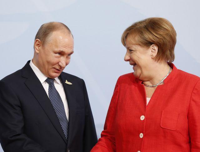Συνάντηση Μέρκελ – Πούτιν το Σάββατο στο Βερολίνο | tovima.gr