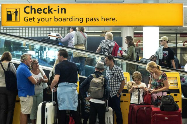 Ολλανδία: Μπλακ αουτ στο αεροδρόμιο Σιπόλ του Αμστερνταμ | tovima.gr