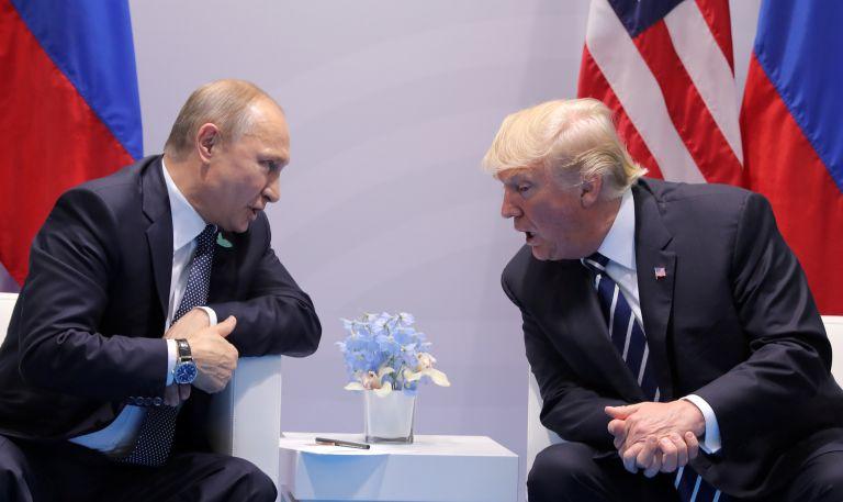 Πούτιν – Τραμπ συζήτησαν για την κατάσταση στη Μέση Ανατολή | tovima.gr