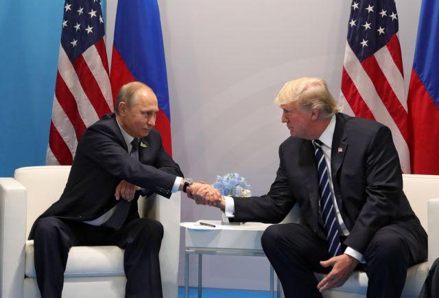 Κρεμλίνο: Πιθανή συνάντηση Τραμπ – Πούτιν | tovima.gr