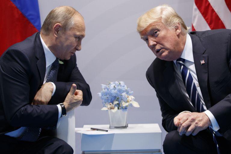 Πιθανή συνάντηση Τραμπ – Πούτιν στη Βιέννη | tovima.gr