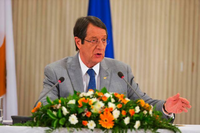 Ανασταστιάδης: Η πιο σημαντική μεταρρύθμιση, η λύση του Κυπριακού | tovima.gr