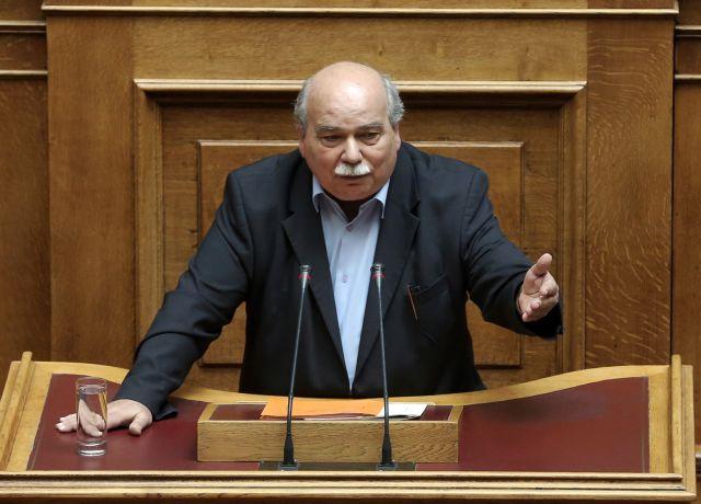 Βούτσης: Αναγκαία η αλλαγή του άρθρου 86 του Συντάγματος | tovima.gr