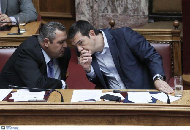 Το πραγματικό big deal Τσίπρα – Καμμένου   tovima.gr