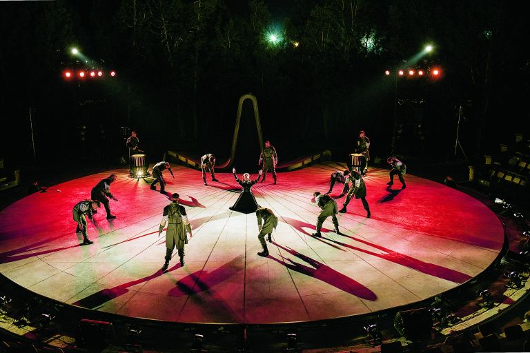 Καλοκαιρινές σκηνές: Θέατρο | tovima.gr