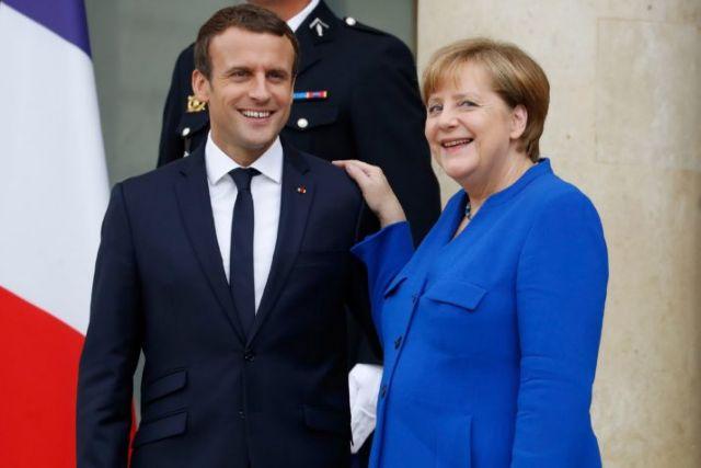 Ικανοποίηση Γαλλίας για το «μεγάλο συνασπισμό» της Γερμανίας | tovima.gr
